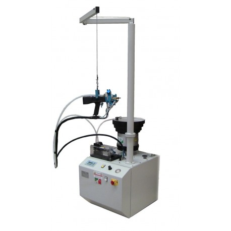 MACHINE POUR INSERTION TOURILLONS
