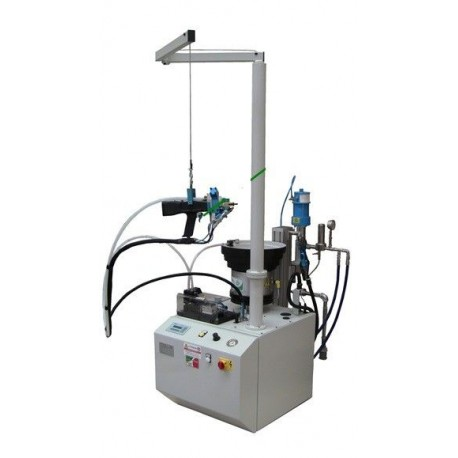 MACHINE POUR INSERTION TOURILLONS GLF-HP