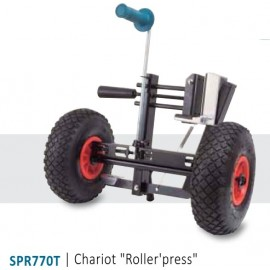 "SPR770T CHARIOT ""ROLLER'PRESS"""