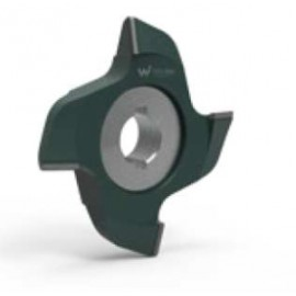 OUTIL DIAMANT AFFLEURAGE INCLINABLE RF12